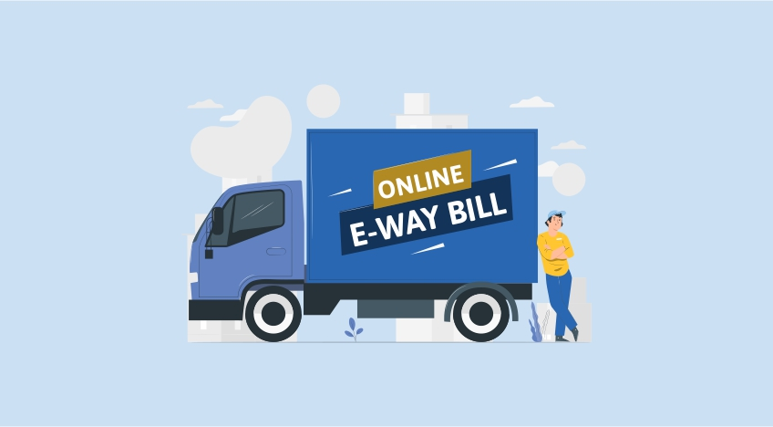 Generate e-Way bill Instantly Using TallyPrime