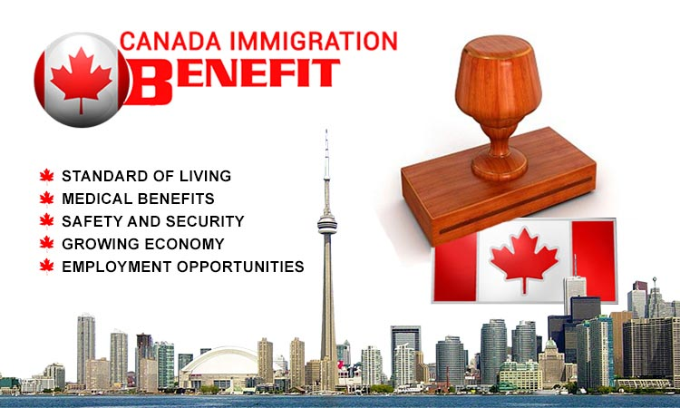 The benefits of migrating to Canada